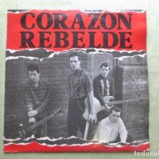 Discos de vinilo: VINILO CORAZÓN REBELDE. DRO, 1984. MAXI SINGLE. Lote 96538231