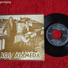 Discos de vinilo: LOS ALAMEDA EP 4 CRUCES BLANCAS. Lote 96536523
