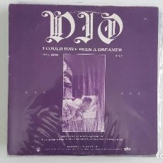 Discos de vinilo: MAXI DIO - I COULD HAVE BEEN A DREAMER. Lote 96541187