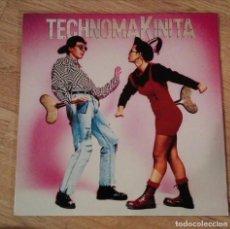 Discos de vinilo: DISCO VINILO. TECHNOMAKINITA. Lote 96542027