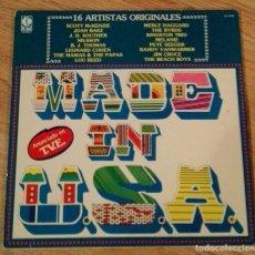 Discos de vinilo: DISCO VINILO MADE IN USA. Lote 96542311