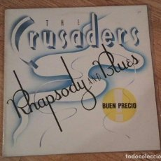Discos de vinilo: DISCO VINILO THE CRUSADERS. Lote 96542527