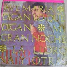 Discos de vinilo: LP. HUGO MARCEL. AVE MARIA / DIGAN LO QUE DIGAN. 1969. Lote 96564307