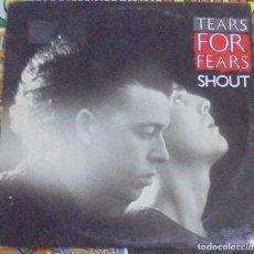 Discos de vinilo: LP. TEARS FOR FEARS SHOUT. 1984. Lote 96564755