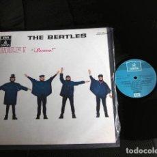 Discos de vinilo: BEATLES LP ESPAÑA RE EDICION SOCORRO BANDA SONORA NUEVO SIN USO COLECCION. Lote 96576303