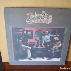 Discos de vinilo: THE DOOBIE BROTHERS - TOULOUSE STREET - LP 1972 CARPETA ABIERTA FABRICADO EN USA . Lote 96577823