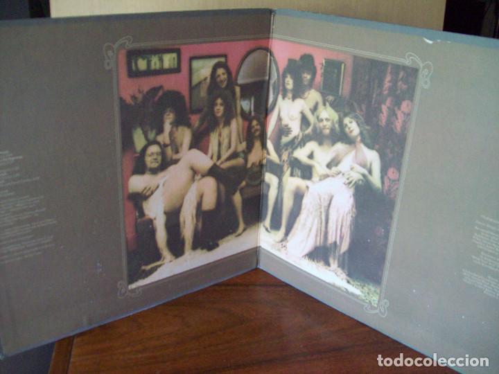 Discos de vinilo: THE DOOBIE BROTHERS - TOULOUSE STREET - LP 1972 CARPETA ABIERTA FABRICADO EN USA - Foto 3 - 96577823