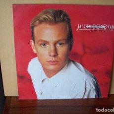 Discos de vinilo: JASON DONOVAN - TEN GOOD REASONS - LP 1989 . Lote 96580547