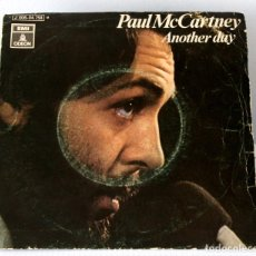 Discos de vinilo: PAUL MCCARTNEY. ANOTHER DAY. Lote 96592035