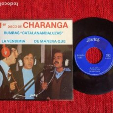 Discos de vinilo: CHARANGA+ LA VENDIMIA. Lote 96599259