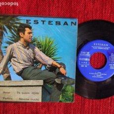 Discos de vinilo: ESTEBAN EP AMOR. Lote 96601151