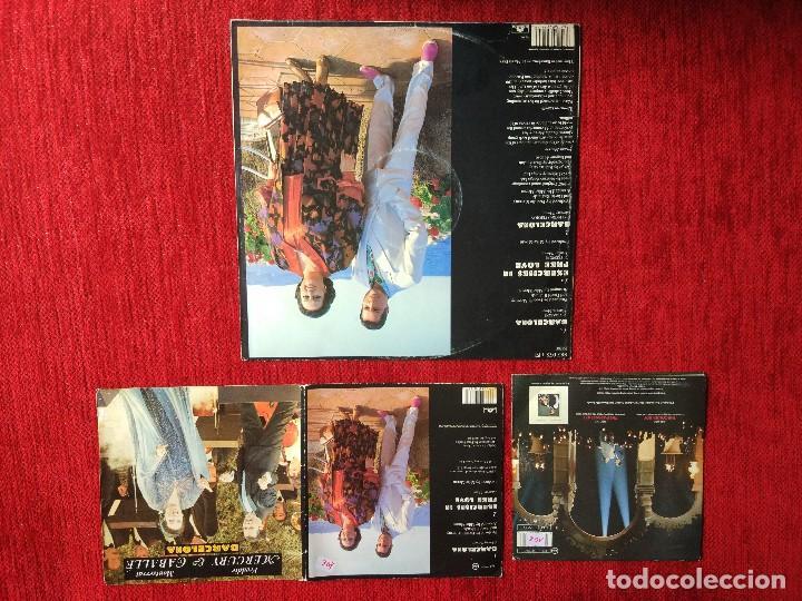 Discos de vinilo: FREDDIE MERCURY +MONTSERRAT CABALLÉ +BARCELONA+ 2 SINGLES Y 1 MAXI - Foto 2 - 96604555
