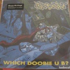 Discos de vinilo: FUNKDOOBIEST - WHICH DOOBIE U B? (1993) - LP REEDICIÓN MUSIC ON VINYL 2016 NUEVO. Lote 96604779