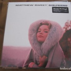 Discos de vinilo: MATTHEW SWEET - GIRLFRIEND (1991) - LP REEDICIÓN MUSIC ON VINYL 2017 NUEVO. Lote 114928126
