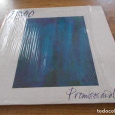 Discos de vinilo: UB40.PROMISES AND LIES. Lote 96621743