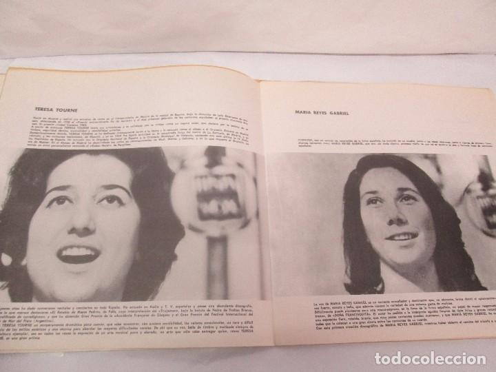 Discos de vinilo: AMADEO VIVES. DOÑA FRANCISQUITA. 2 DISCOS. LP VINILO. ZARZUELA . HISPAVOX 1963. VER FOTOGRAFIAS - Foto 4 - 96631571