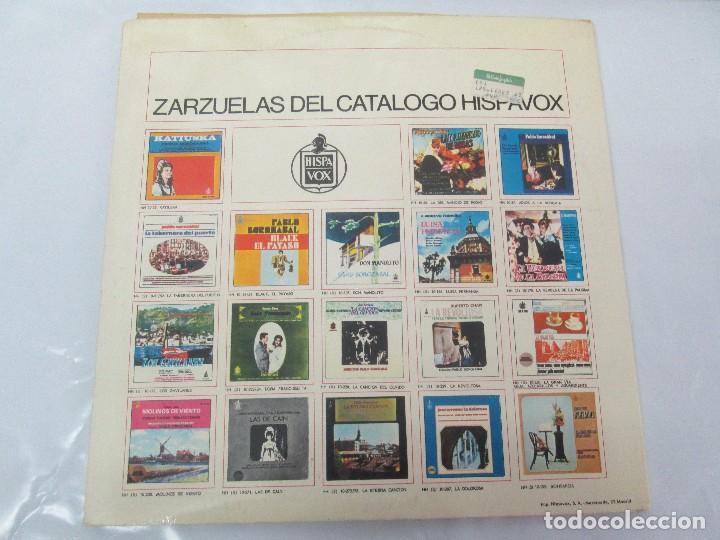 Discos de vinilo: AMADEO VIVES. DOÑA FRANCISQUITA. 2 DISCOS. LP VINILO. ZARZUELA . HISPAVOX 1963. VER FOTOGRAFIAS - Foto 17 - 96631571