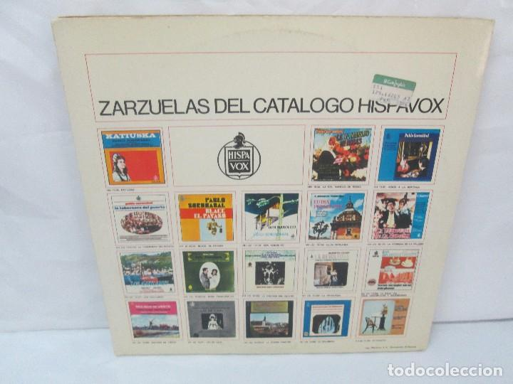 Discos de vinilo: AMADEO VIVES. DOÑA FRANCISQUITA. 2 DISCOS. LP VINILO. ZARZUELA . HISPAVOX 1963. VER FOTOGRAFIAS - Foto 18 - 96631571