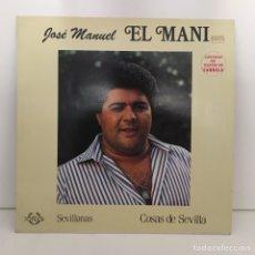 Discos de vinilo: JOSÉ MANUEL