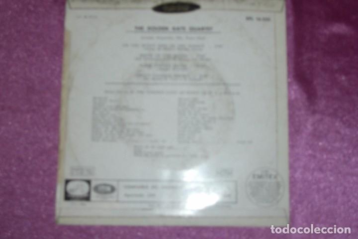 Discos de vinilo: THE GOLDEN GATE QUARTET 1966 ON THE SUNNY SIDE OF THE STREET - Foto 2 - 96653707
