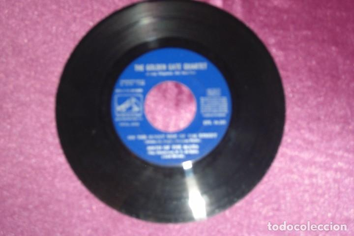 Discos de vinilo: THE GOLDEN GATE QUARTET 1966 ON THE SUNNY SIDE OF THE STREET - Foto 3 - 96653707
