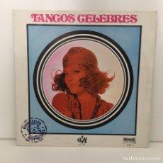 Discos de vinilo: TANGOS CÉLEBRES - CÍRCULO DE LECTORES. Lote 96658576