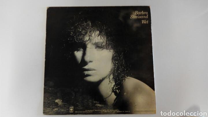 Discos de vinilo: Barbra Streisand / Donna Summer. Sólo portada, sin disco - Foto 2 - 96660535