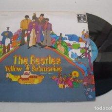 Discos de vinilo: LP - THE BEATLES - YELLOW SUBMARINE - EMI - ODEON - AÑO 1987.. Lote 96661035