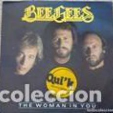 Discos de vinilo: VINILO BEE GEES - THE WOMAN IN YOU . Lote 96664223
