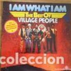 Discos de vinilo: VINILO VILLAGE PEOPLE - THE BEST OF VILLAGE PEOPLE.. Lote 96664459