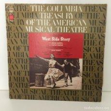 Discos de vinilo: WEST SIDE STORY. Lote 96662992