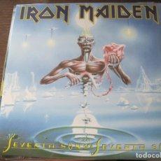 Discos de vinilo: IRON MAIDEN - SEVENTH SON OF A SEVENTH SON (1988) - LP REEDICIÓN PARLOPHONE 2014 NUEVO. Lote 96686275
