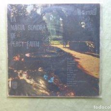 Discos de vinilo: PERCY FAITH. LA MAGIA SONORA DE PHILIPS HI-FI STEREO, 1960. ESPAÑA. LP VINILO. Lote 96690951