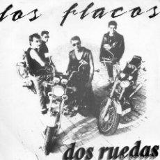 Discos de vinilo: FLACOS, SG, DOS RUEDAS + 1, AÑO 1991. Lote 96700279