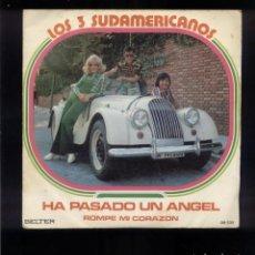 Discos de vinilo: LOS 3 SUDAMERICANOS EX/EX. Lote 96743651