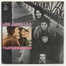 Discos de vinilo: LOS ÁNGELES VENTE CONMIGO EX/VG+. Lote 96744235