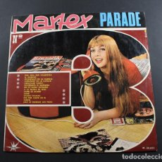 Discos de vinilo: LP MASFER PARADE Nº 3, MARFER M. 30-011 VINILO. Lote 96749491