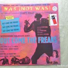 Discos de vinilo: WAS (NOT WAS). OUT COME THE FREAKS. FONTANA, 1988. UK. EP VINILO. Lote 96773287
