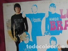 Discos de vinilo: LOS BRAVOS LP - ILUSTRÍSIMOS BRAVOS - LP ORIGINAL 12 TEMAS - Editado en ESPAÑA - año 1969 - Foto 3 - 96778923