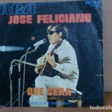 Discos de vinilo: DICO VINILO: JOSE FELICIANO.-QUE SERA .-AÑO 1971. Lote 96795939