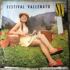 Discos de vinilo: LOS GUATAPURI - FESTIVAL VALLENATO - LP . COLOMBIA . Lote 96817411