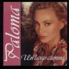 Discos de vinilo: PALOMA SAN BASILIO UN LARGO CAMINO PROMO M-/M-. Lote 96826911