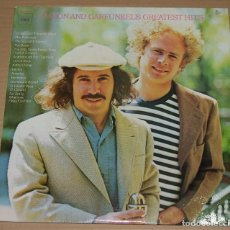Discos de vinilo: SIMON AND GARFUNKELS GREATEST HITS - 1972 CBS SPAIN. Lote 96857031