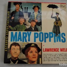 Discos de vinilo: MARY POPPINS. DOT 1965. LP. Lote 96872423