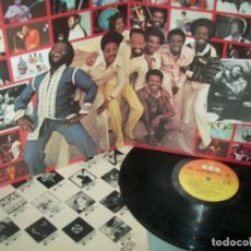 Discos de vinilo: EARTH WIND & FIRE - THE BEST OF EARTH WIND & FIRE - VOL 1 ...LP 1º ED ..U.K - ORIGINAL DE 1979. Lote 96878563