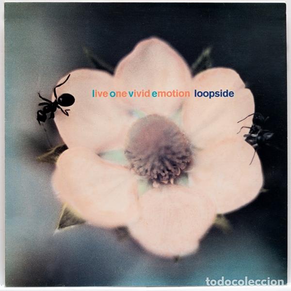 LOOPSIDE - LIVE ONE VIVID EMOTION (Música - Discos de Vinilo - Maxi Singles - Grupos Españoles de los 90 a la actualidad)