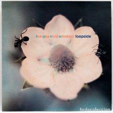 Discos de vinilo: LOOPSIDE - LIVE ONE VIVID EMOTION. Lote 96885035
