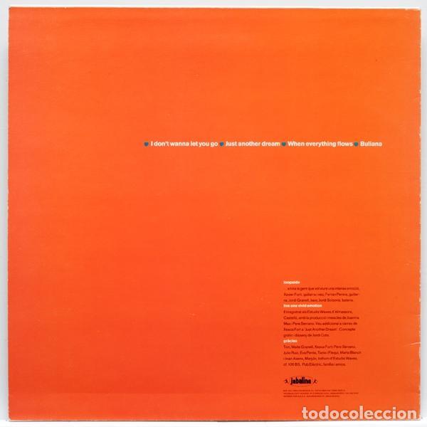 Discos de vinilo: LOOPSIDE - Live One Vivid Emotion - Foto 2 - 96885035