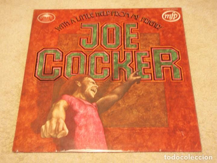 JOE COCKER ( WITH A LITTLE HELP FROM MY FRIENDS ) ENGLAND-1971 LP33 MFP (Música - Discos - LP Vinilo - Pop - Rock - Extranjero de los 70)