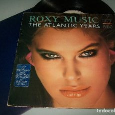 Discos de vinilo: ROXY MUSIC - THE ATLANTIC YEARS 1973 1980 ( GRANDES EXITOS ) ..LP LA 1º EDICION FRANCESA. Lote 96909515